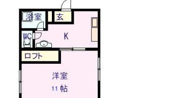 大野アパート A-5 4.5万のサムネイル
