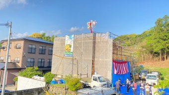 吉岡町・I様邸 進捗状況のサムネイル