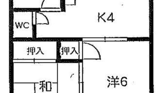 大野町 大野アパート B-3 3.6万のサムネイル
